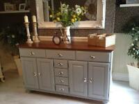 Super large super storage ducal beautiful sideboard