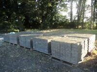 Charcoal Paving bricks