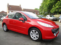 PEUGEOT 207 Can't get finance? Bad credit' unemployed? We can help!