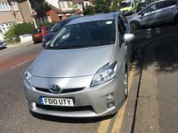 Toyota Prius hybrid uk model pco ready for Uber