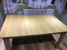 Extending dining table 150/180cm