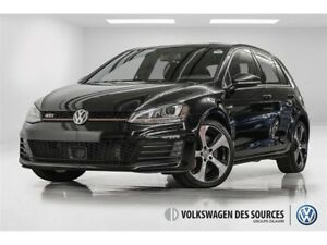 2015 Volkswagen GTI 5-Door Performance