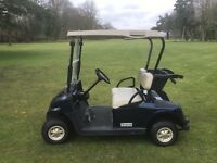 Ezgo 2012 two seater electric golf cart