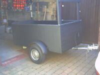 TRAILER ITS A BARGAIN LARGE TRAILER AT 50 QUID DONT MISS IT BE QUICK