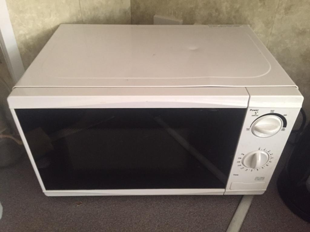 It S A White Microwave Ping