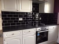 Newly refurbished house to let in Cameron Drive, Auchinleck