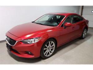 2014 Mazda Mazda6 GT Tech|Navi|HTD Leather|Camera|Warranty|New T