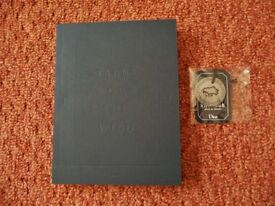 Sauvage Wild At Heart Dior Tales of the Wild Travel Notebook / Note & Photo Book & Keyring Keychain