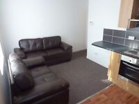 ** Fully Furnished TWO BED FLAT ** Clifton Street, Adamsdown. £650 PCM, available 1st MARCH