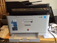 Samsung Xpress SL-C460FW Wireless Color Laser All-in-One Printer