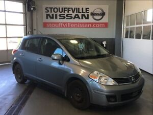 Nissan Versa 1.8s a/c and keyless remote 2007