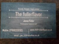 Freelance chef for hire!!Lots of experience -friendly and reliable