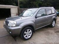 ** NEWTON CARS ** 07 NISSAN X-TRAIL 2.2 DCI COLUMBIA 4X4, 5 DOOR, ATI, ALLOYS, MOT APR 2018, CALL US