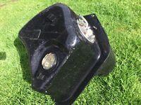classic mini petrol tank