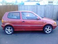 VW Polo for spares or repairs