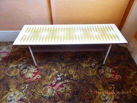 Coffee Table - 1960's Vintage Retro