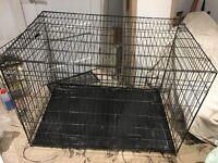 "48"" dog cage"