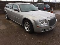 2007 Chrysler 300C Estate 3.0 CRD AUTOMATIC spares or repair non runner export