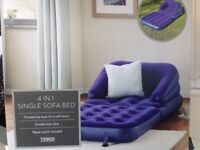 4 in 1 Single Sofa Bed