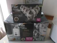 Tommee Tippee Closer to Nature Bottle Feeding Kit