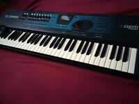 GEM Equinox: 61 Key Workstation Midi Keyboard / Digital Synth