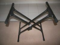Ultimate Heavy Duty Keyboard Stand. / USED !