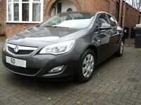 Vauxhall Astra 60 REG Exclusiv CDTI EFLEX Grey Diesel Cheap tax and insurance £3199 ONO