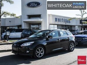 2014 Ford Focus SE, 2.0l, navi, leather, moon roof