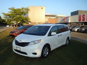 2016 Toyota Sienna 7 Passenger ~ BACK-UP CAM. ~ LOW MILEAGE ~