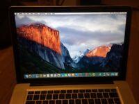 Macbook Pro 15inch core i5