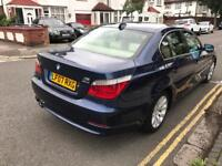 STUNNING 2007 BMW 535D SE M-POWER AUTOMATIC ,DRIVES ABSOLUTELY SUPERB,BEAUTIFUL COLOUR,MASSAGE SEATS