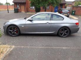 BMW 3 SERIES DIESEL AUTOMATIC 3 LITRE,RAPID CAR