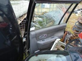 MITSUBISHI WARRIOR DRIVERS SIDE DOOR