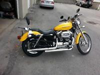 Harley xl1200custom