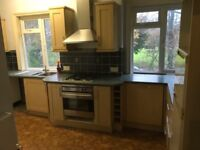 Strictly 3 month rental only 2nd floor unfurnished one bedroom flat to rent