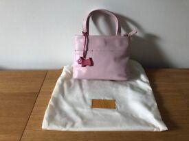 Genuine pink Radley bag