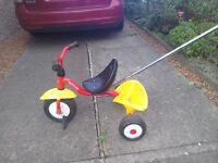 Childs tricycle / trike