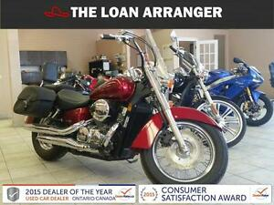 2008 Acura CL Honda shadow