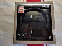 AKG Y50 Bluetooth Headphones