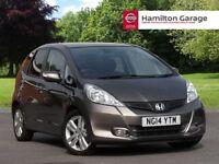 Honda Jazz 1.4 i-VTEC EX 5dr CVT (urban titanium) 2014