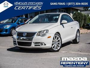 2008 Volkswagen Eos 2.0T/CUIR/SIEGE CHAUFFANT**IMPECCABLE**