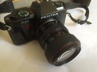 Pentax P30 SLR Camera