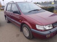 1996 MITSUBISHI SPACEWAGON 2.0..7 SEATER...QUICK SALE