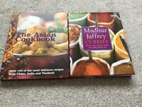 Marks and Spencer/ BBC Curry Cookery books