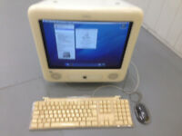 "Apple eMac 17"", 700MHz G4, 640MB RAM, 40GB Hard Disk, OS 10.4.1"