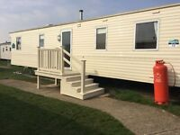 ***** CARAVAN FOR HIRE AT THE BLUE DOLPHIN all school holidays are now full.
