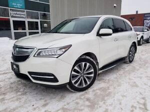 2016 Acura MDX Technology Package FULLY LOADED