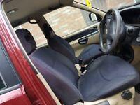 Nissan Terrano 4x4 seats 7
