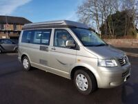 VW T5 Campervan Auto-sleepers 'Trooper' Very low miles and good condition