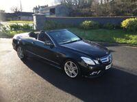 Mercedes-Benz, E CLASS, Convertible, 2011, Semi-Auto, 2143 (cc), 2 doors